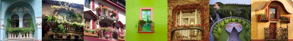 Как правильно пишется слово «балкон»?